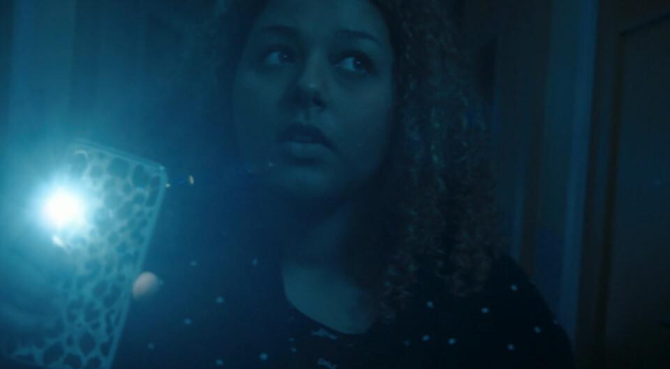 Screenshot van aflevering: No way out