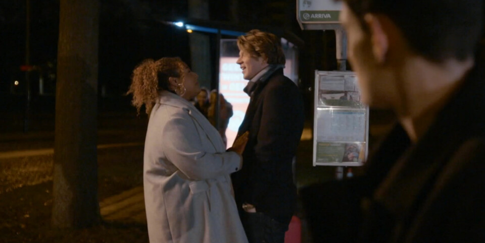Screenshot van aflevering: Niet belangrijk