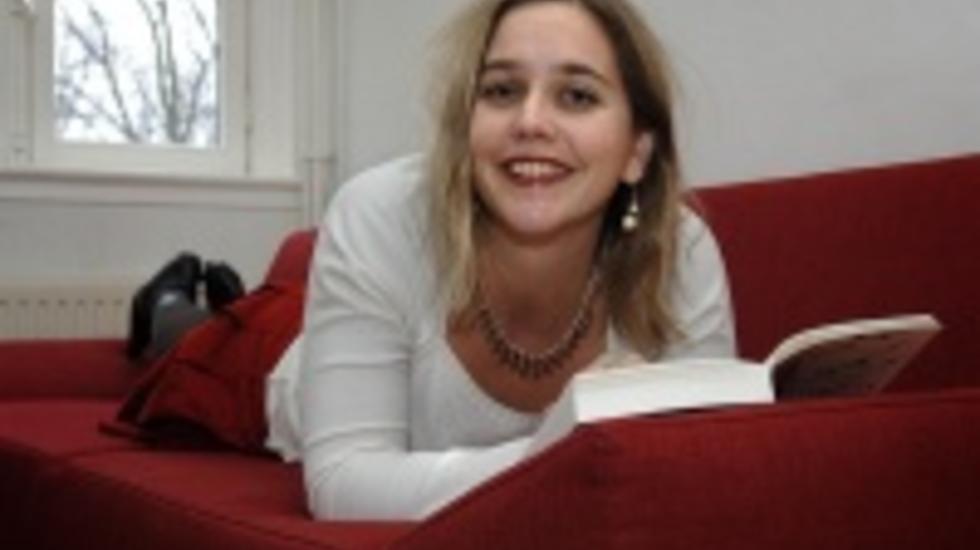 Brandpunt Profiel - Stine Jensen