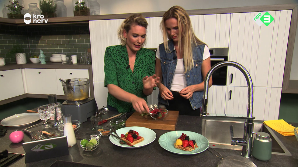 Live Social Cooking: Marije van der Made