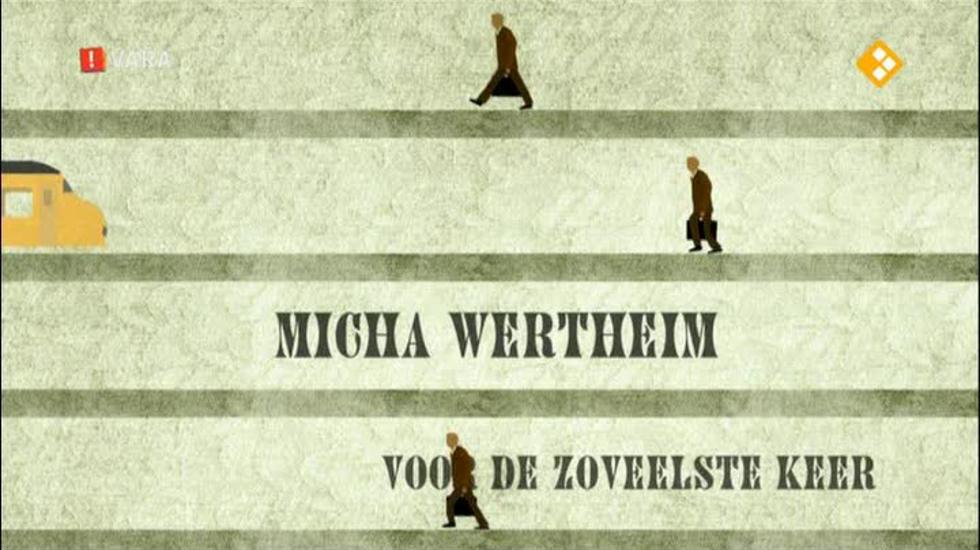 Micha Wertheim - Micha Wertheim Voor De Zoveelste Keer