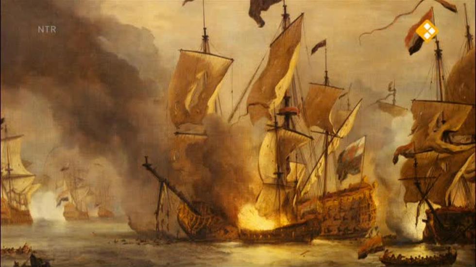 Dossier Geschiedenis: De Gouden Eeuw - Oorlog Op Zee