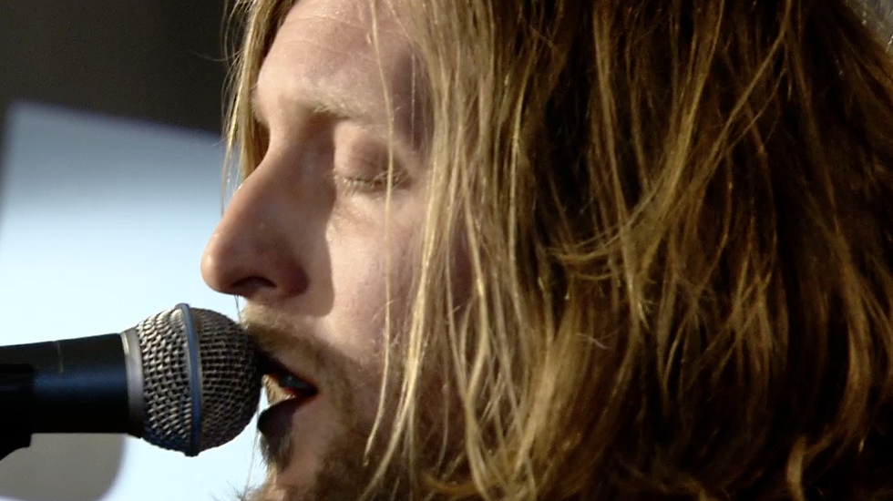 Andy Burrows 3 On Stage Sessie op Eurosonic 2013