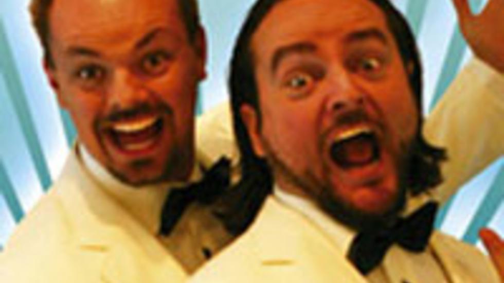De Grote Arie En Silvester Spektakelshow - De Grote Arie En Silvester Spektakel Show