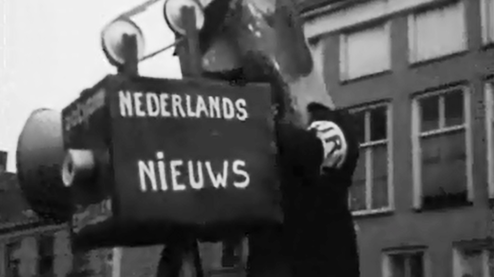 Polygoon Hollands Nieuws, 10 februari 1948