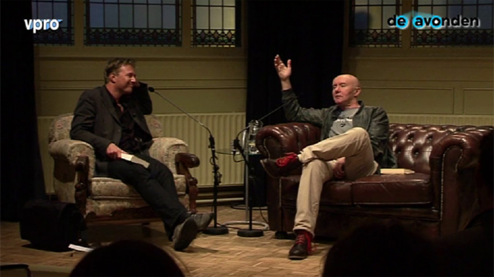 Irvine Welsh (video)