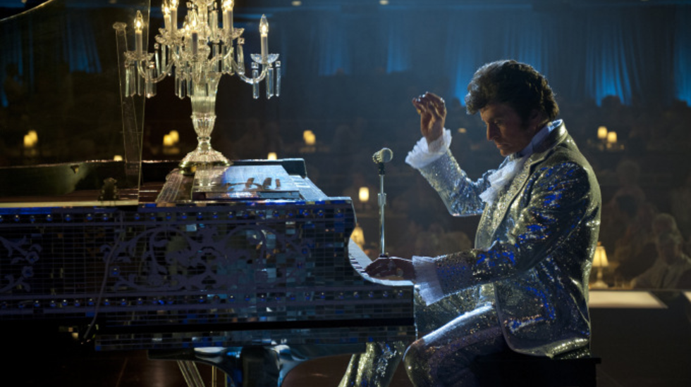 Behind the Candelabra & Omar