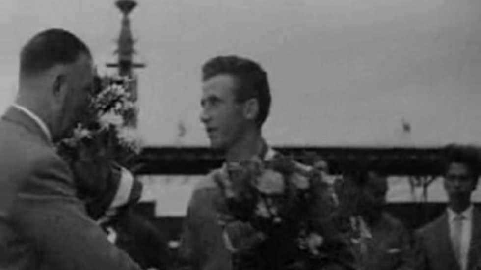 Polygoon Hollands Nieuws, 21 en 22 juli 1957 (1.24)