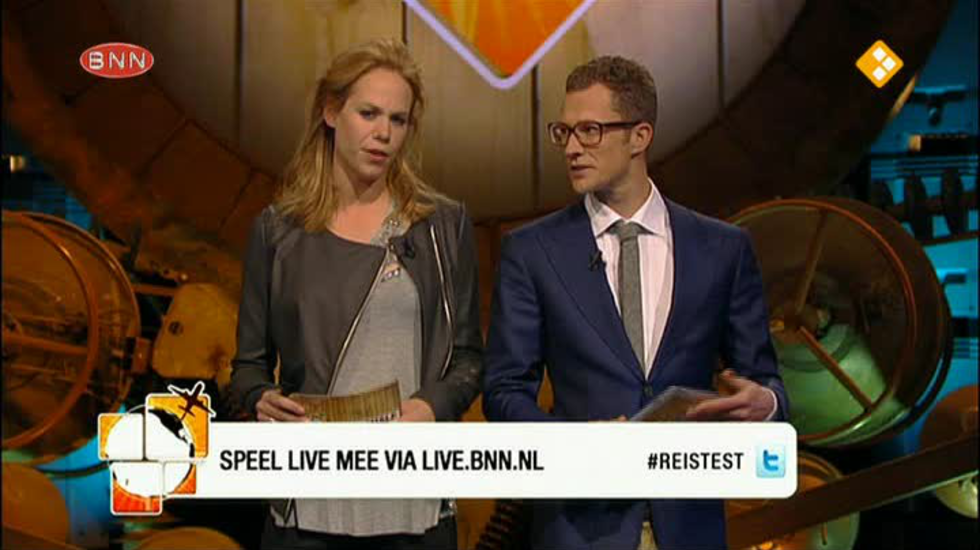 De Nationale Reistest 2013