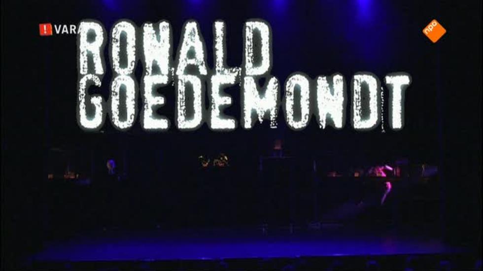 Ronald Goedemondt - Ronald Goedemondt: Dedication