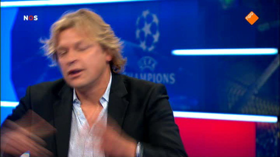 NOS UEFA Champions League Live, nabeschouwing
