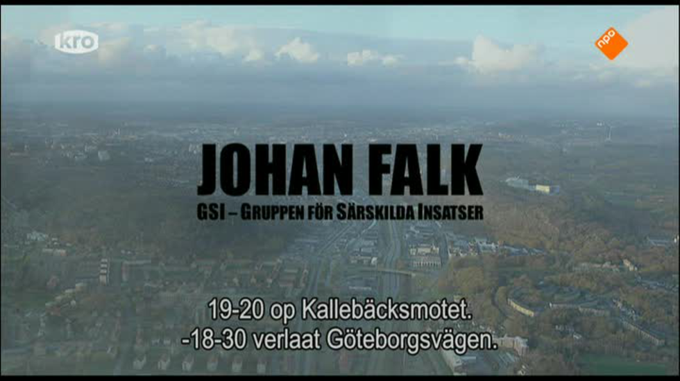 Johan Falk - Special Operations Group