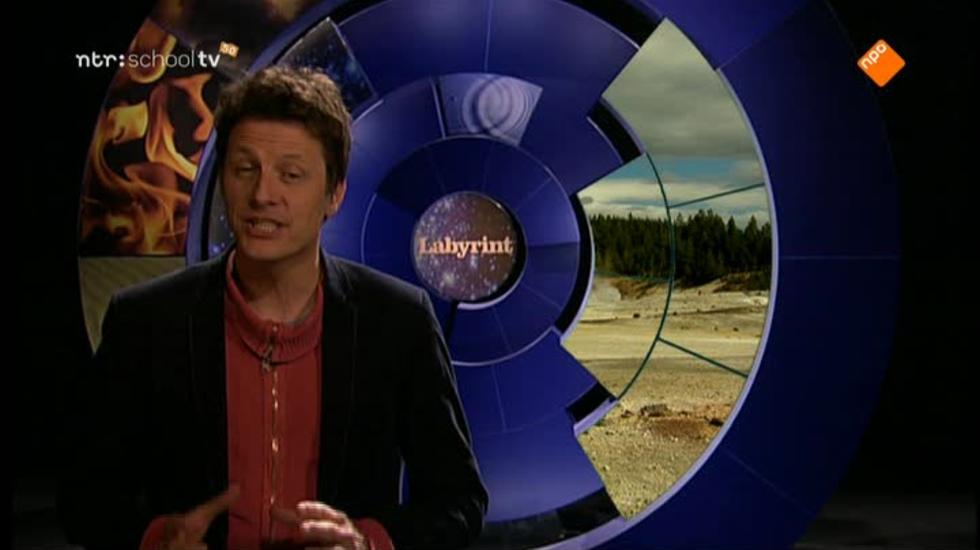 Labyrint Voor De Tweede Fase - De Wereld Van Microben