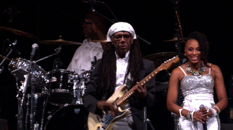 Chic - Good Times op Into The Great Wide Open 2013