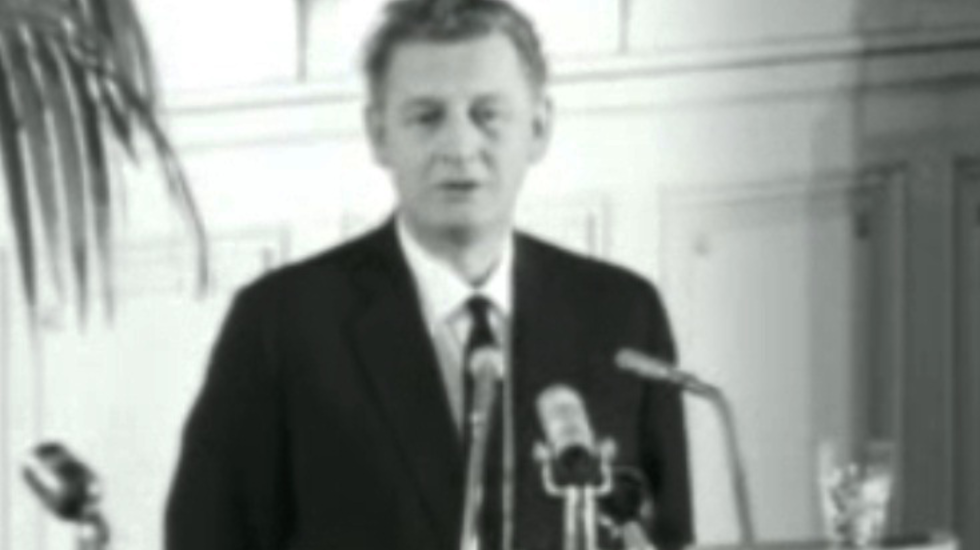 Polygoon Hollands Nieuws, 8 december 1961