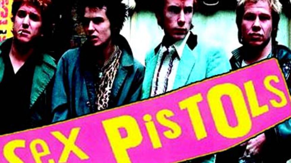 Classic Albums - Sex Pistols - Never Mind The Bollocks