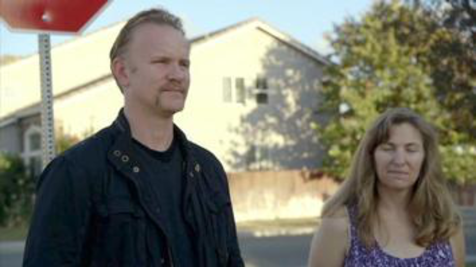 Morgan Spurlock: Inside Man - Bankrupt American City