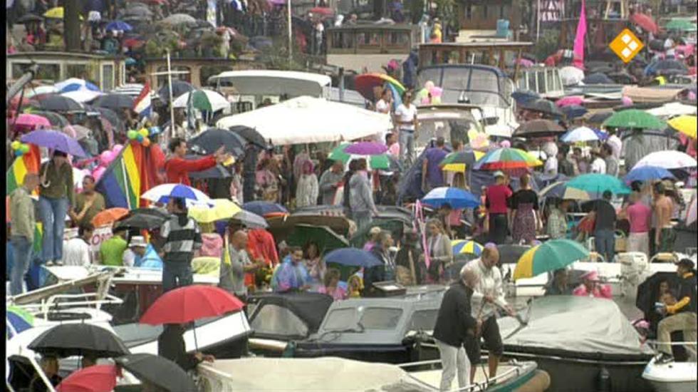 Amsterdam Gay Pride - Amsterdam Gay Pride 2010 - Canal Parade