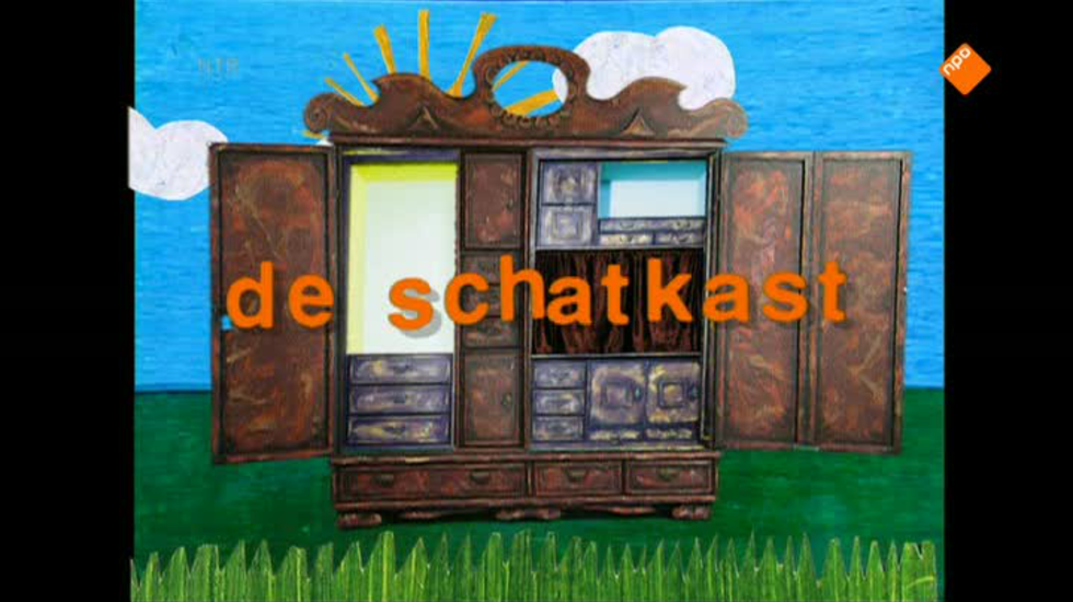 De Schatkast - Jan Jappie