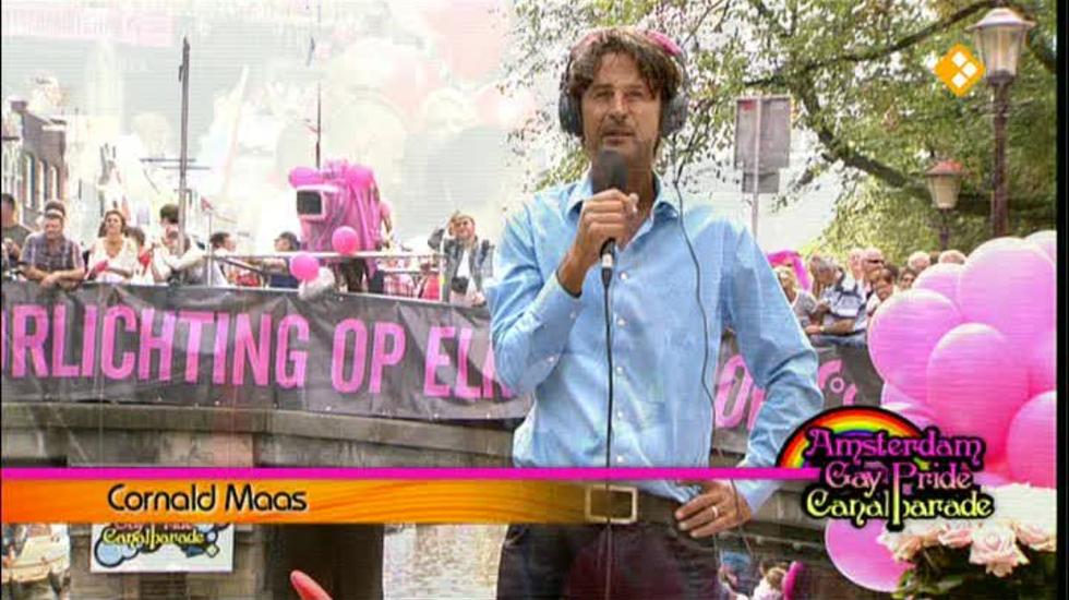 Amsterdam Gay Pride - Amsterdam Gay Pride 2011 - Canal Parade