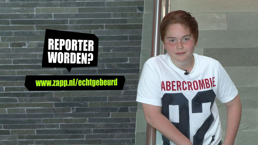 Oproep: Junior Reporters