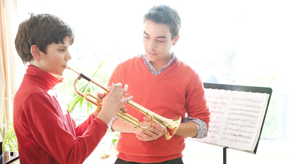Muziek Klassiek - De Muzikant En Zijn Instrument