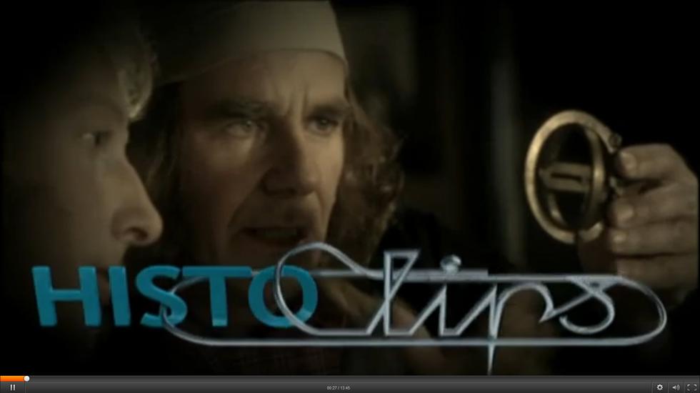 Histoclips - De Industriële Revolutie