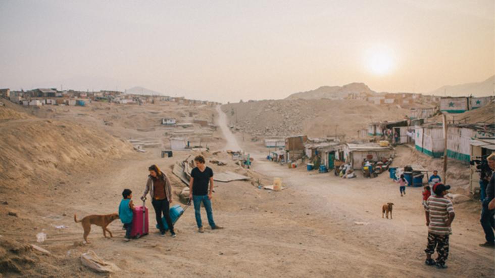 Bestemming Onbekend - Eric En Signe In Peru
