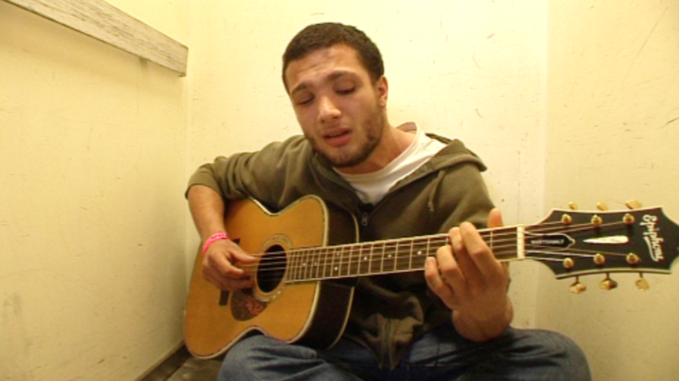 (Behind) Closed Doors - Cosmo Jarvis