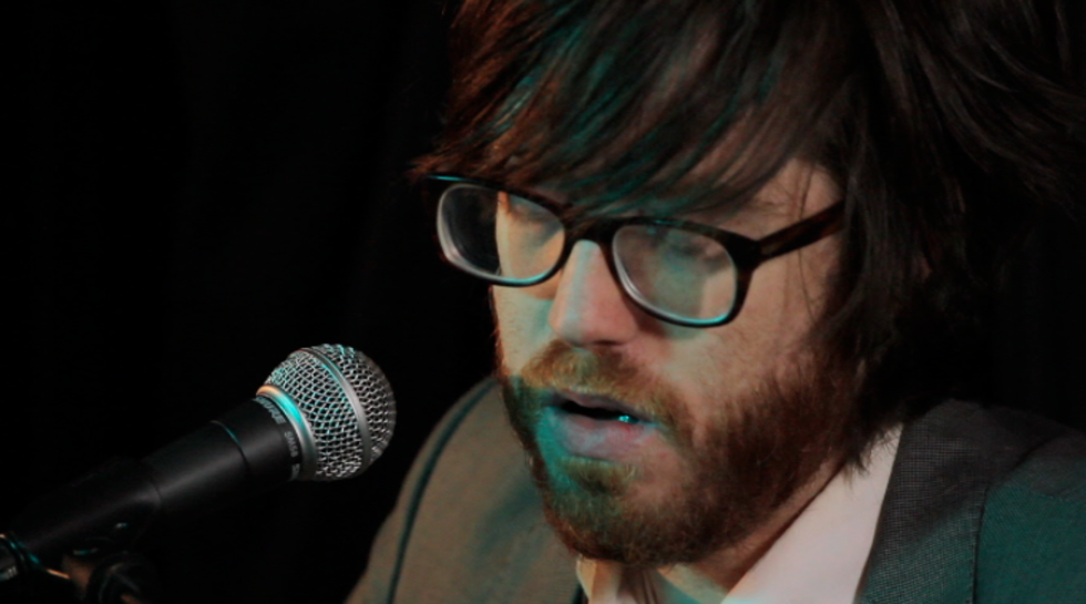 Okkervil River- Sessie op Le Guess Who?