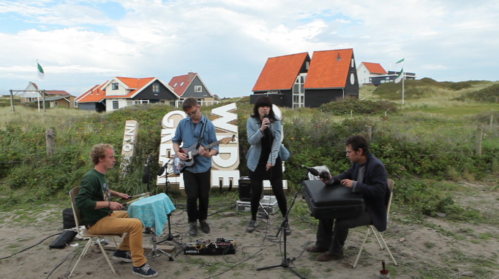 Pien Feith - Sessie op Into The Great Wide Open