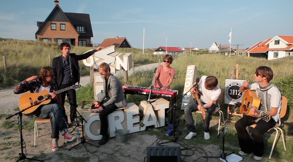 GEM - Sessie op Into The Great Wide Open