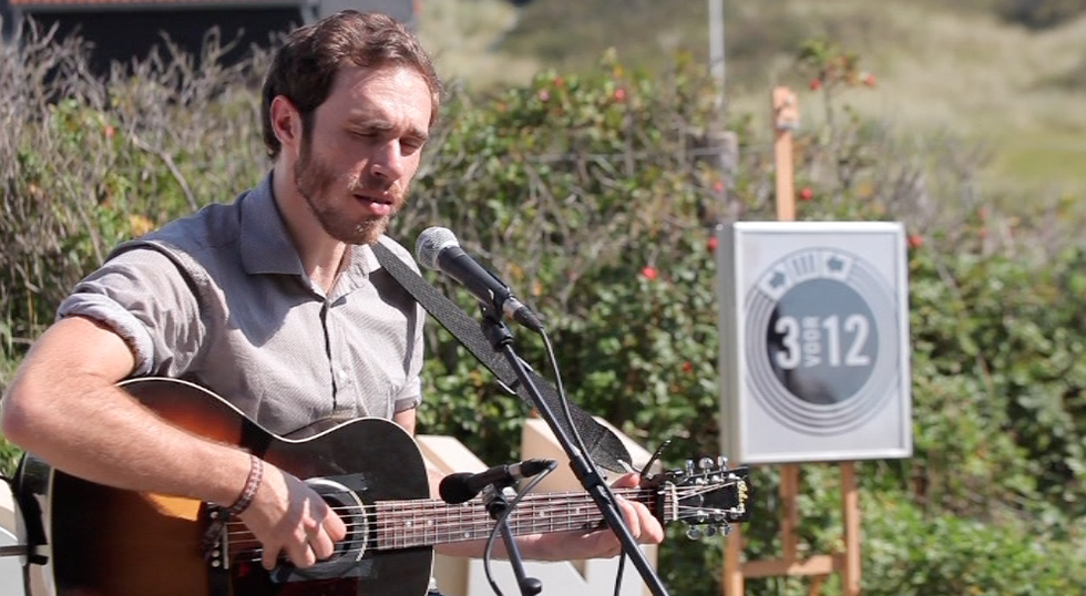 James Vincent McMorrow - Sessie op Into The Great Wide Open