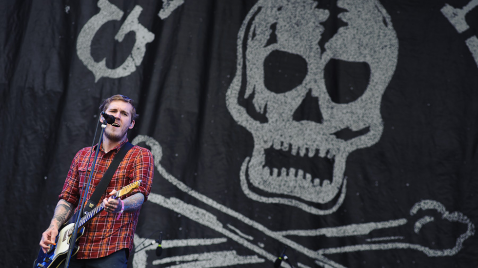 The Gaslight Anthem - Live op Pinkpop