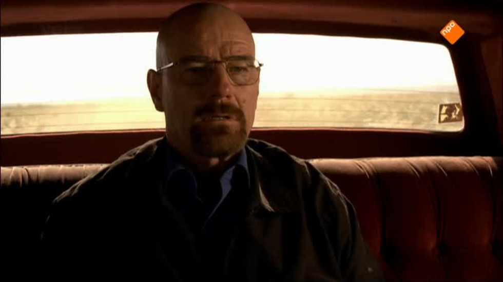 Breaking Bad - Say My Name & Gliding Over All