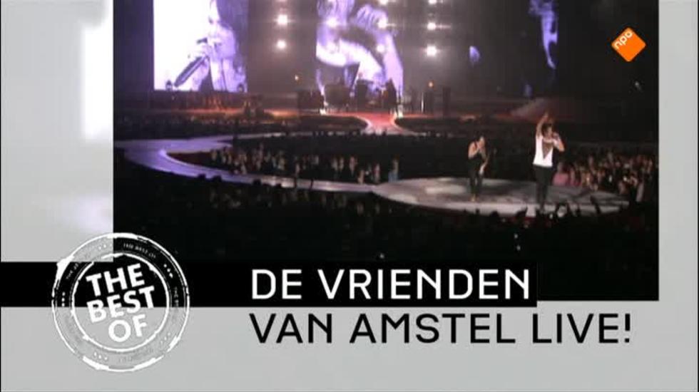 Vrienden Van Amstel Live! - Best Of Vrienden Van Amstel Live
