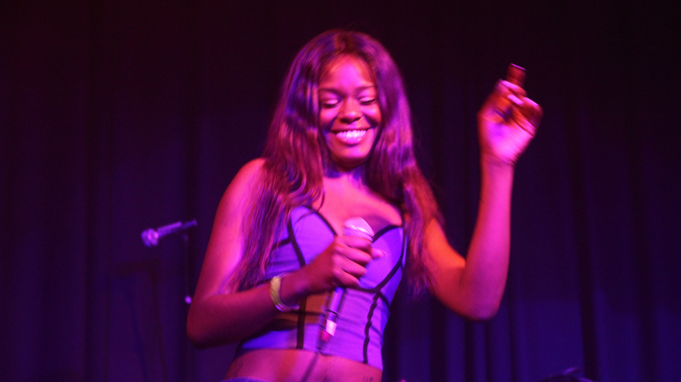 Azealia Banks - Live op London Calling