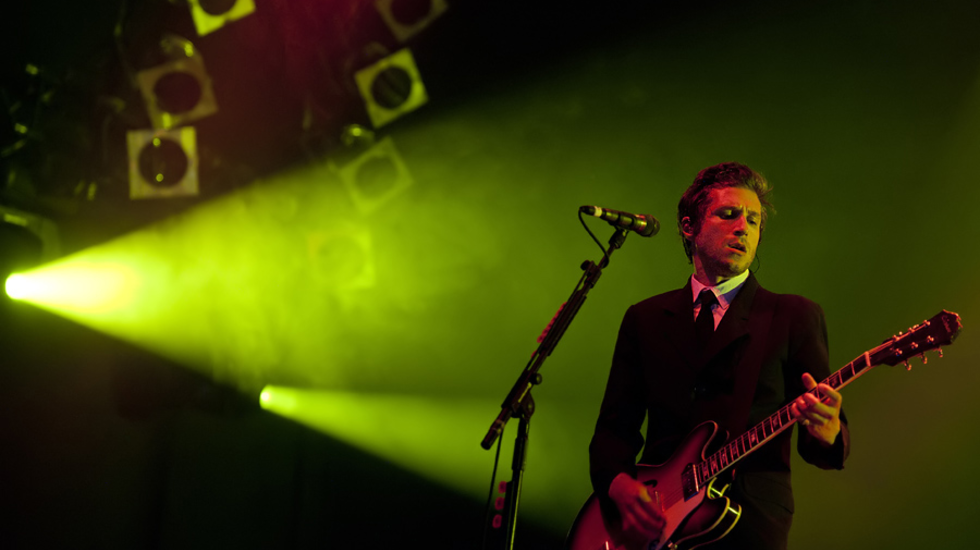Interpol - Live op Lowlands