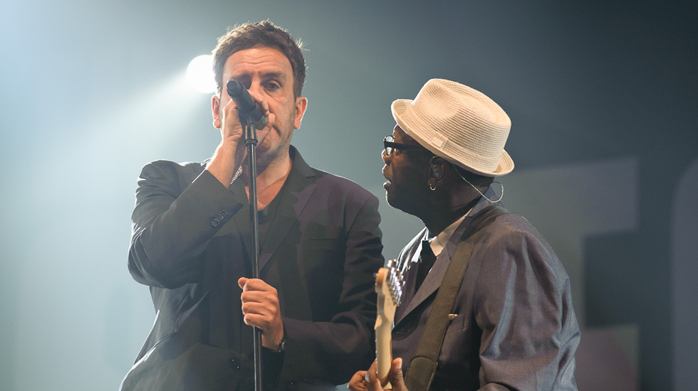 The Specials - Too Much Too Young live op Lowlands 2010