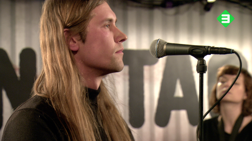 Jaakko Eino Kalevi 3 On Stage sessie op Eurosonic 16 januari 2014