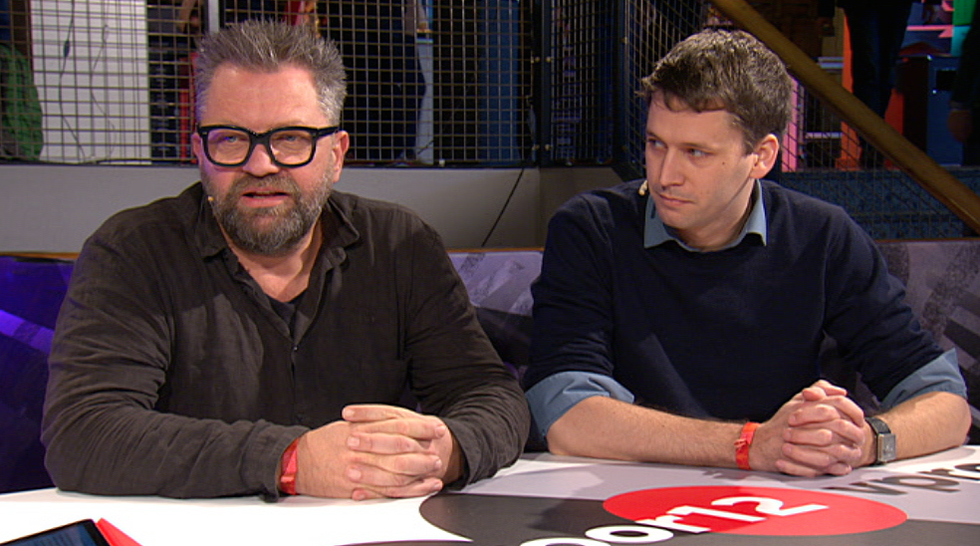 Robert Swarts en Eric van Eerdenburg over Best Kept Secret vs. Down The Rabbit Hole in de 3voor12 Talkshow ESNS14