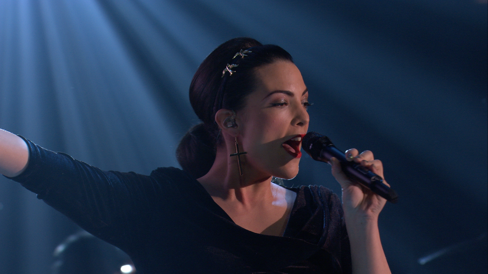 Caro Emerald ft. Jools Holland - Live op Ebba Awards op Eurosonic 15 januari 2014