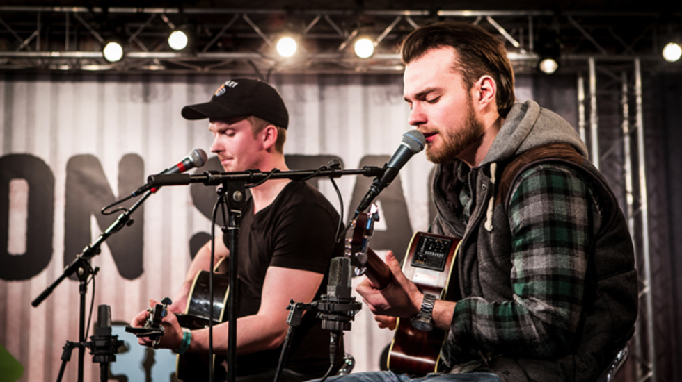 3 On Stage ESNS - Asgeir