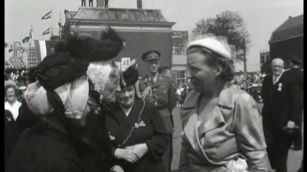 Polygoon Hollands Nieuws, 7 augustus 1950