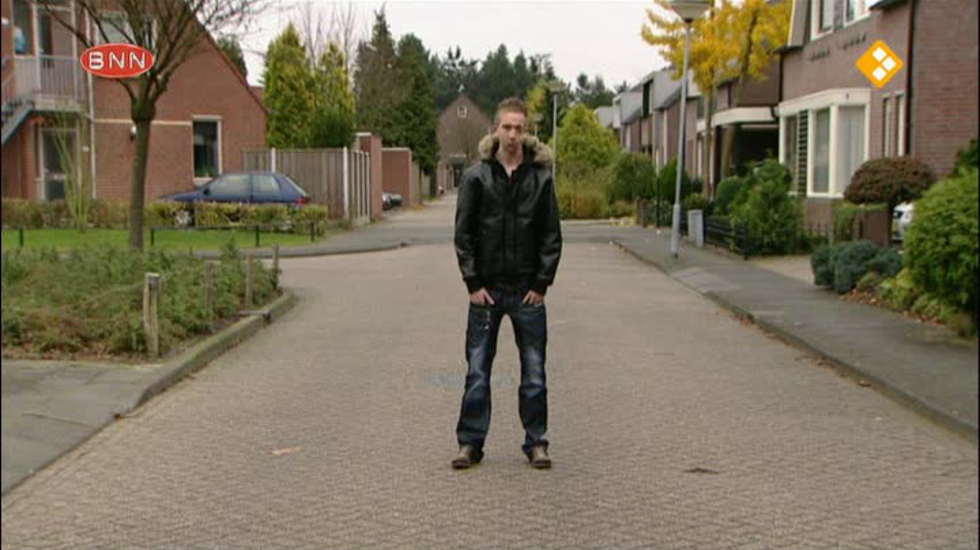 Je Zal Het Maar Hebben - Niels En Menekse