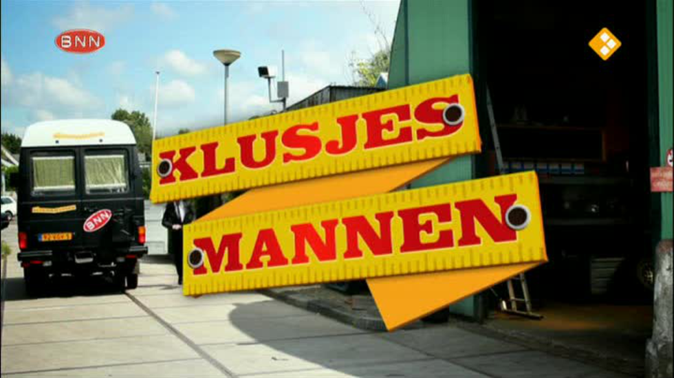 De Klusjesmannen - Amsterdamse Markt - Vakantiebaantjes