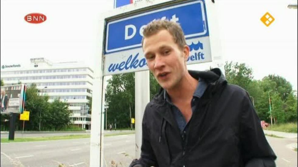 Nu We Er Toch Zijn Op Vakantie - Dennis In Delft
