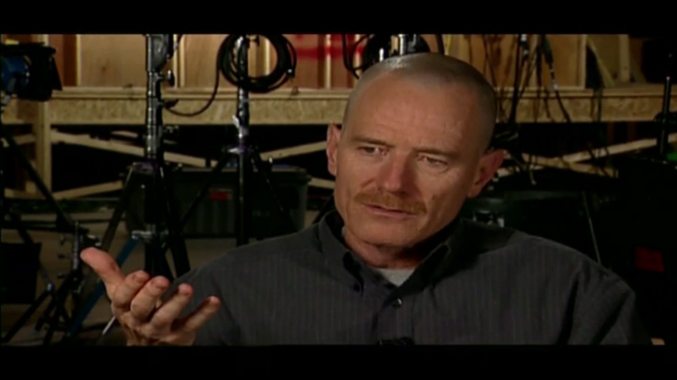 Breaking Bad interviews