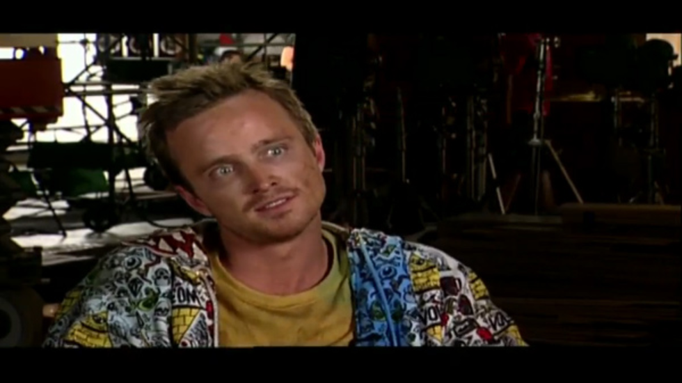 Breaking Bad interviews, deel 2