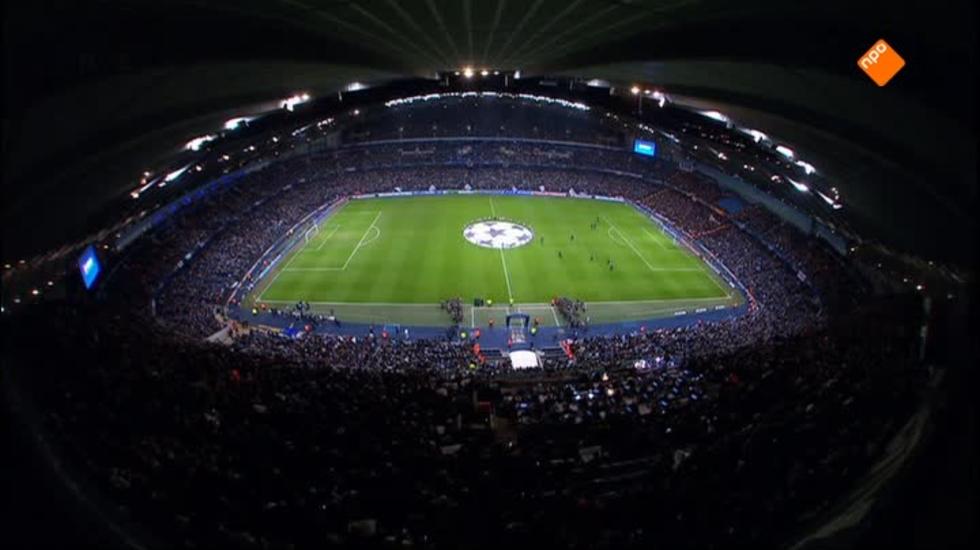 Nos Uefa Champions League Live - Nos Uefa Champions League Live, 1ste Helft Manchester City - Fc Barcelona